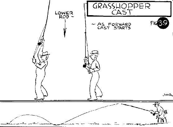 Grasshopper cast